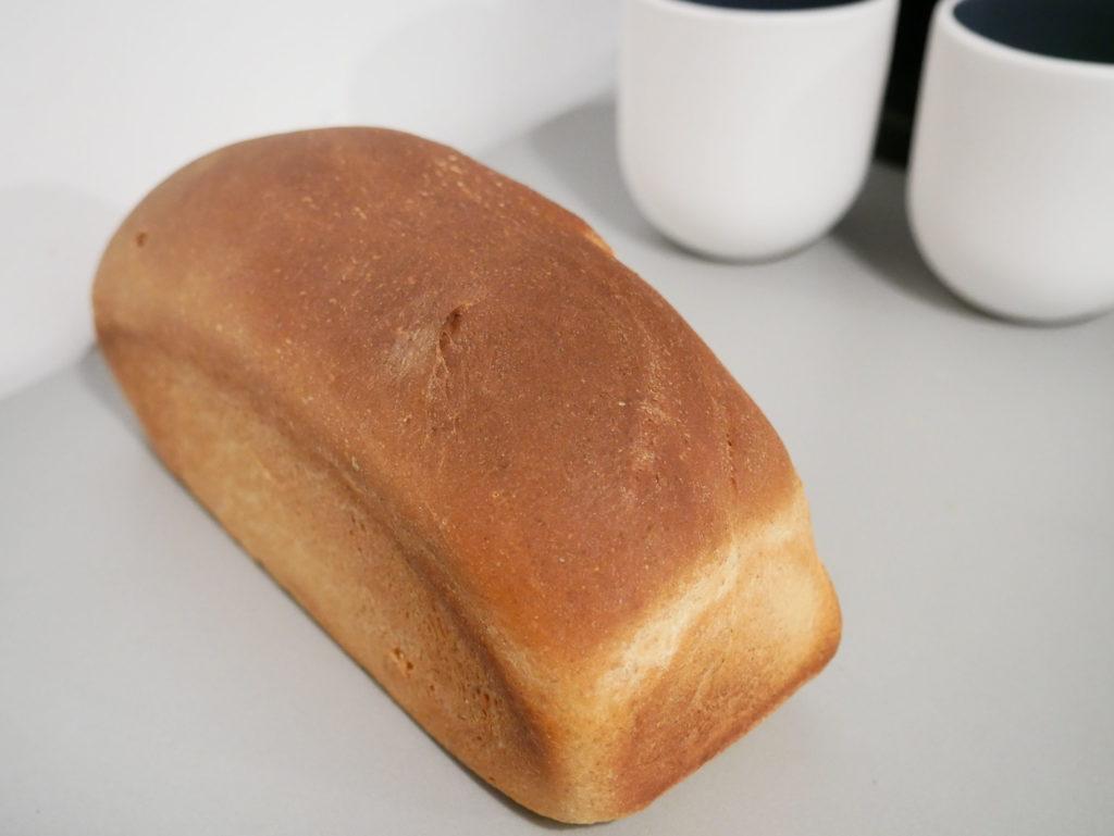 pain de mie à la farine complète