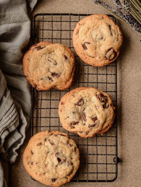 Cookies américains de Tessa, Handle the Heat