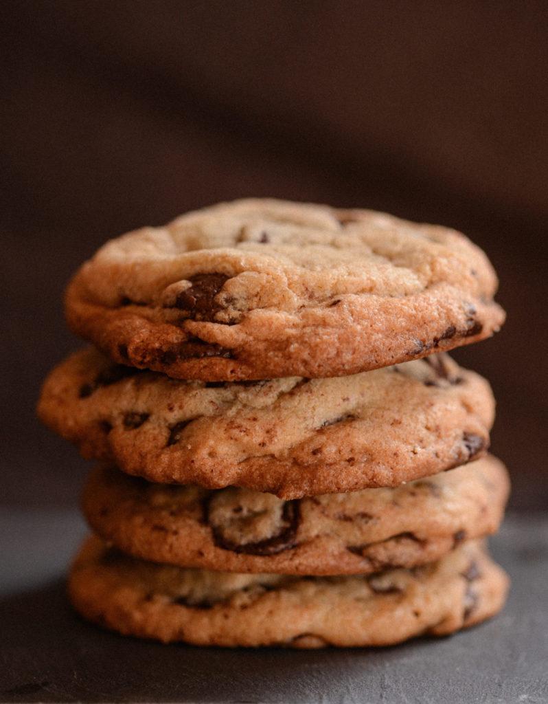 cookies americains, recette cookie, recette cookies americain, recette biscuit chocolat, recette biscuit, cookie pépite de chocolat