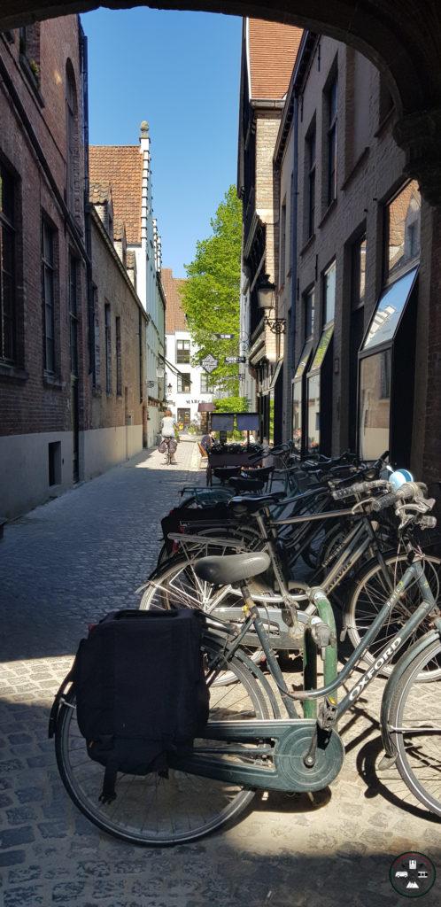 Bruges la ville du vélo