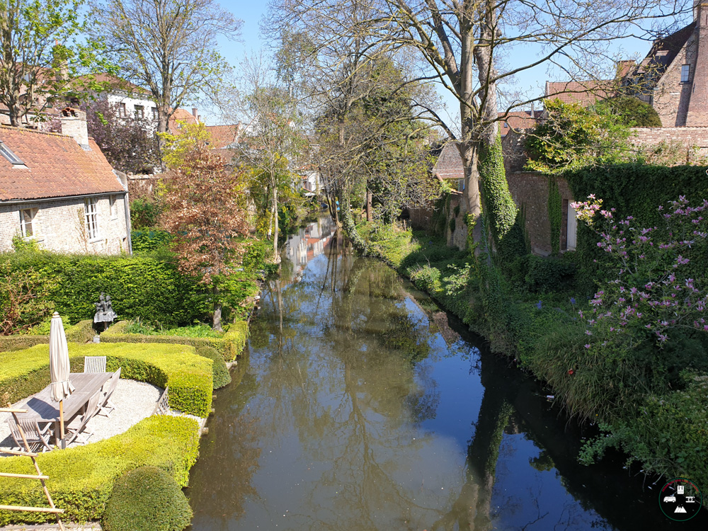Balade weekend à Bruges