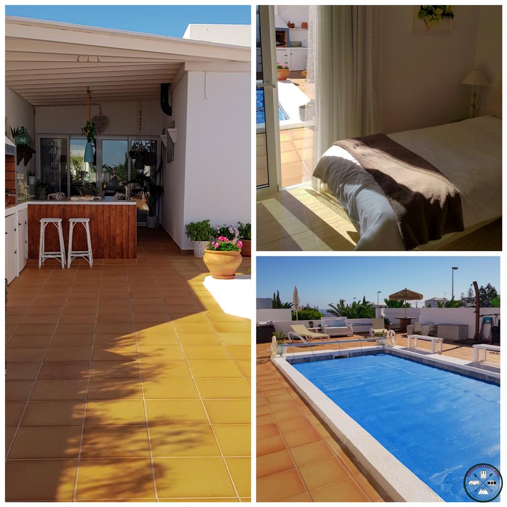 logement à Lanzarote aux Canaries
