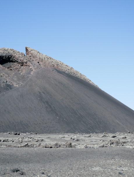 Randonnée au volcan El Cuervo