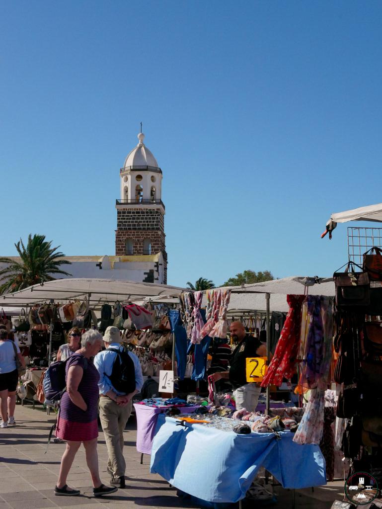 Marché de Teguise à Lanzarote
