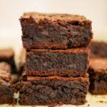 brownie sans sucre raffiné, recette brownie, brownie healthy, recette brownie sans sucre raffine, gateau au chocolat, recette gateau chocolat
