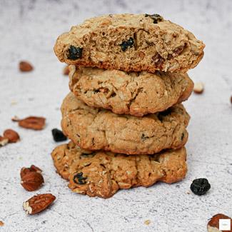 cookies granola, recette cookie granola