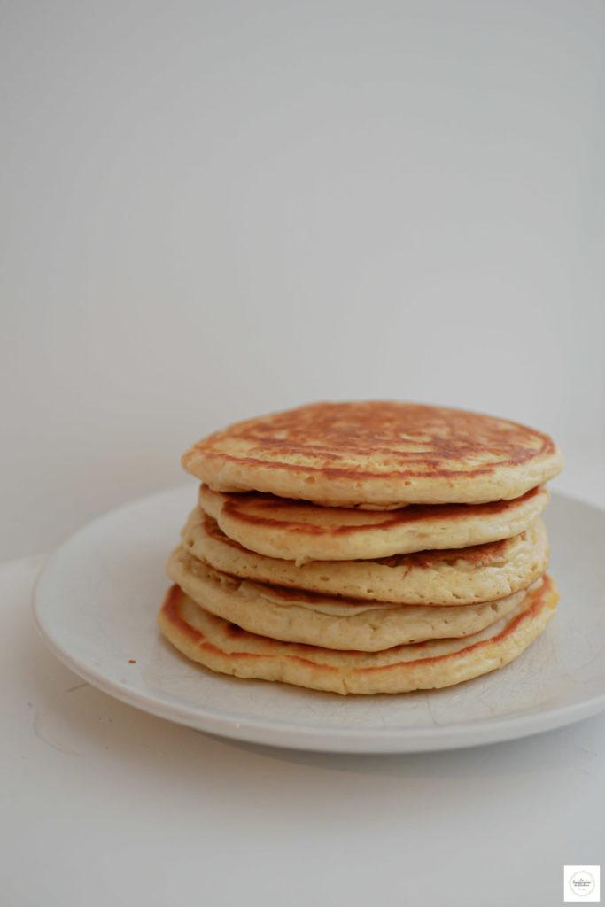 pancakes, recette pancakes, pancakes au lait fermenté, recette pancakes au lait fermenté