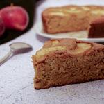 Moelleux aux pommes sans gluten, recette moelleux aux pommes, recette sans gluten