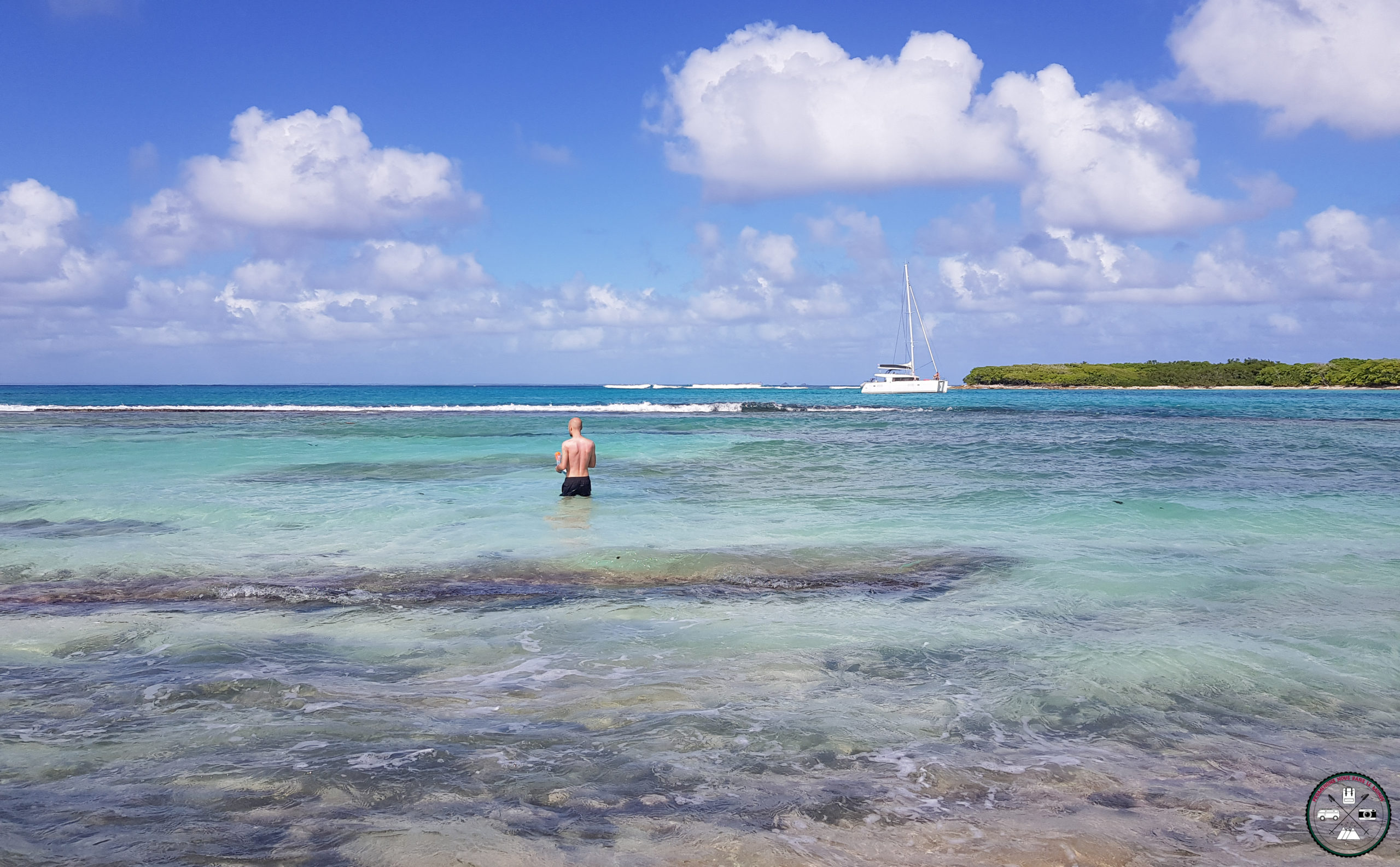 Guadeloupe : Une journée à Petite Terre
