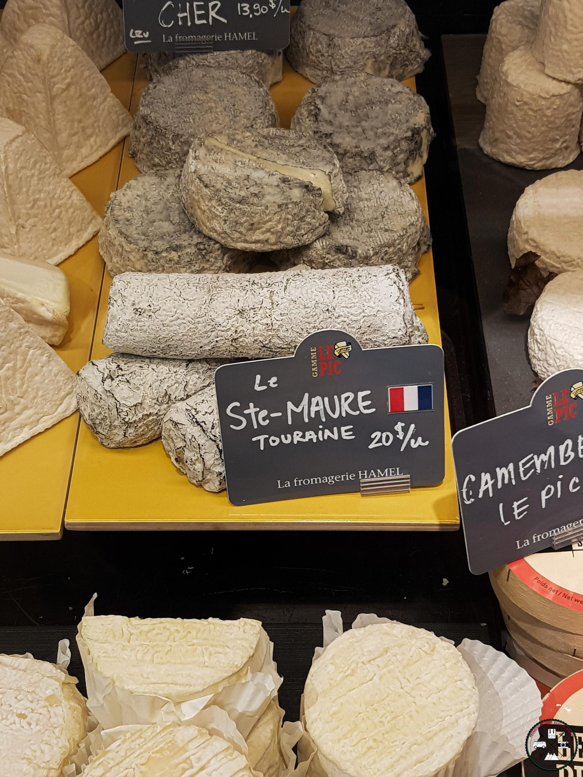 Prix du fromage au Canada