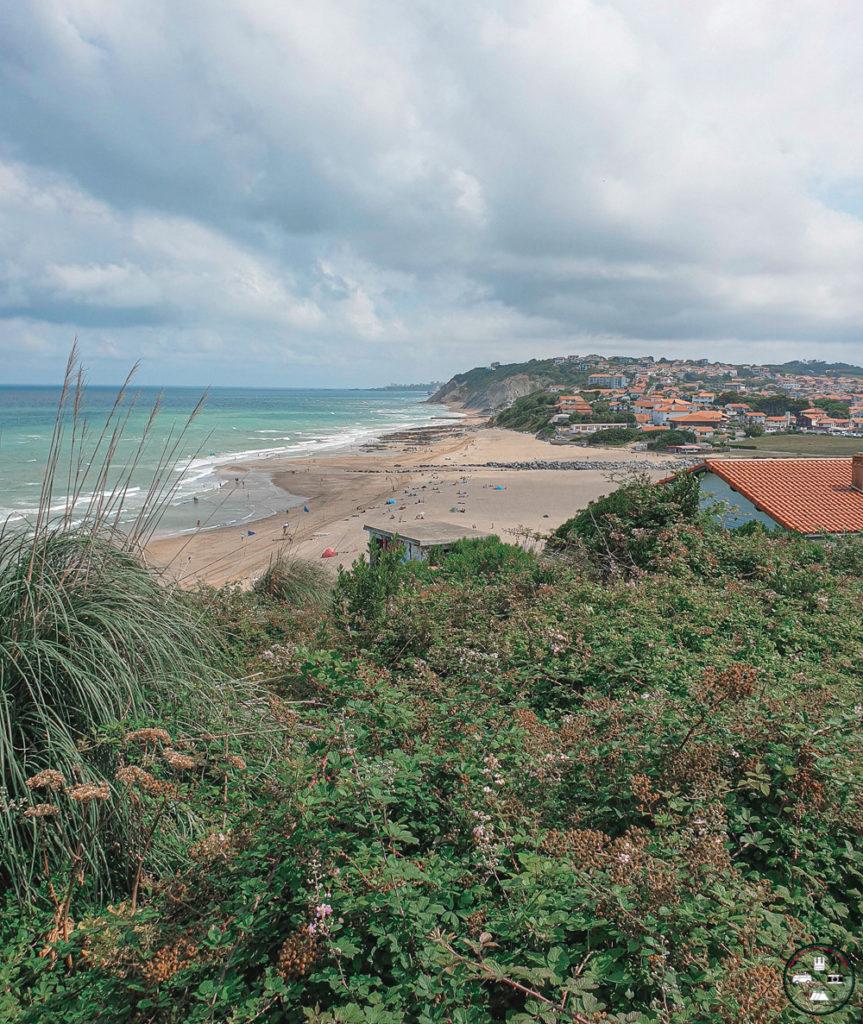 Sentier du littoral basque