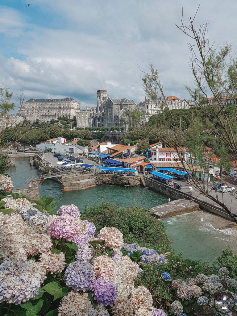 Port de pêche de Biarritz