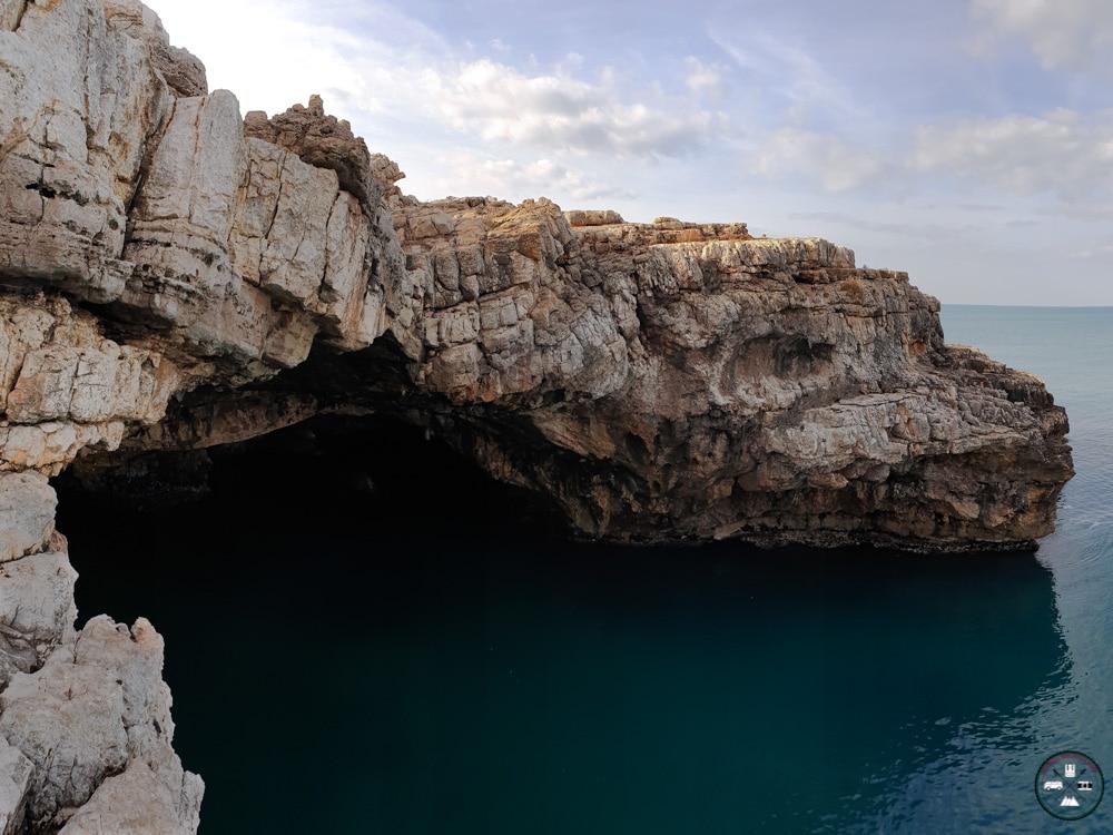 Grotte delle Rondinelle à Polignano a Mare