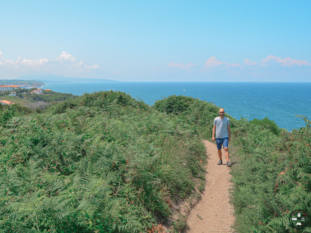 You are currently viewing Le sentier du littoral au Pays Basque