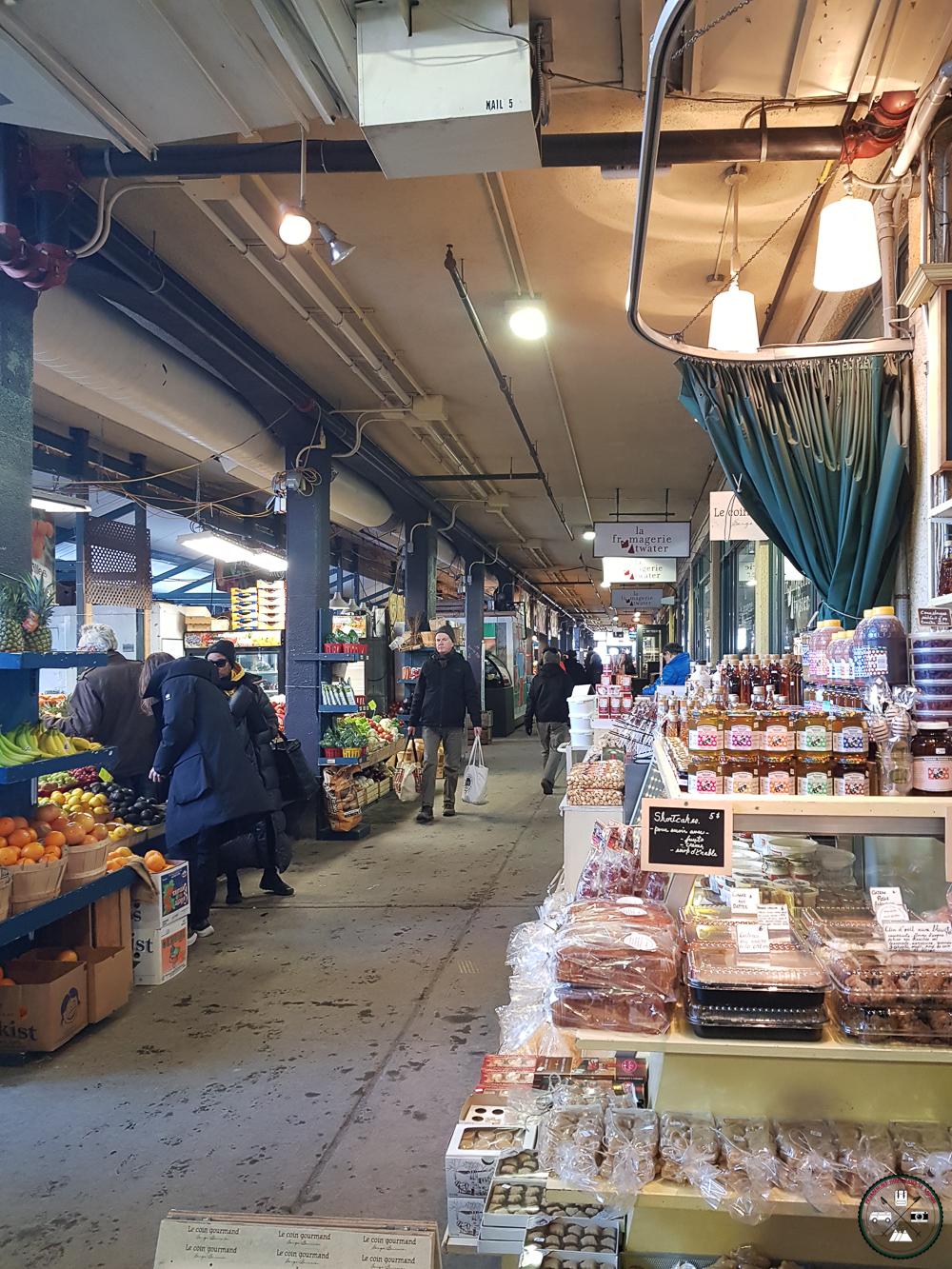 le marché à atwater à montreal