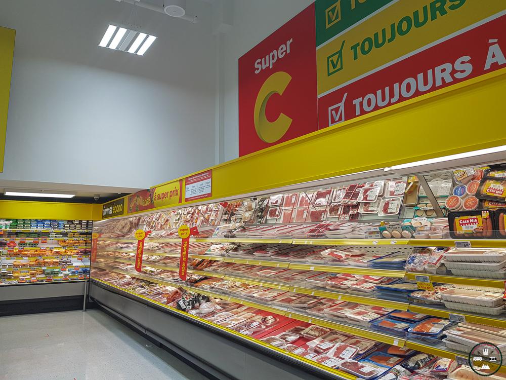 supermarché à montreal