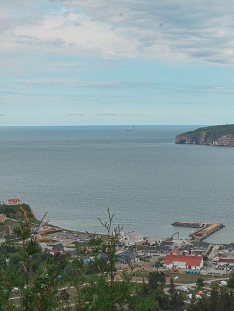 12 jours en Gaspésie et dans le Bas Saint-Laurent