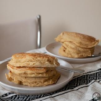 pancake, recette pancake, recette pancakes sans lactose, pancakes sans lactose, recette pancakes