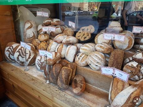 boulangerie mamie clafoutis, pains de la boulangerie Mamie Clafoutis