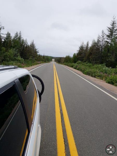 route de la cote nord