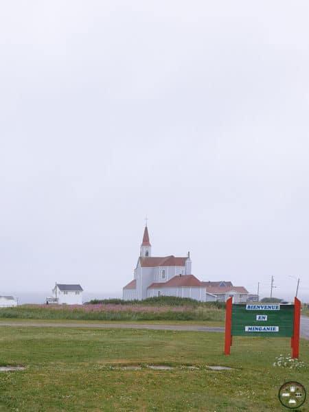 église de rivière au tonnerre
