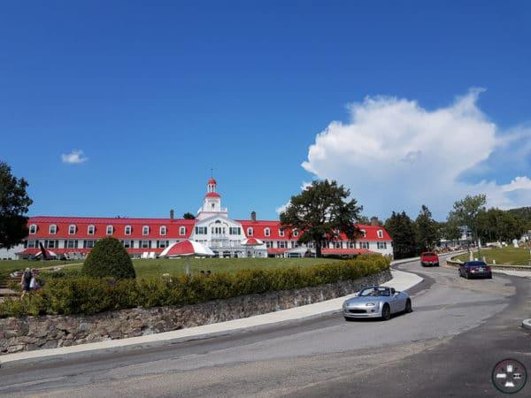 hotel de tadoussac