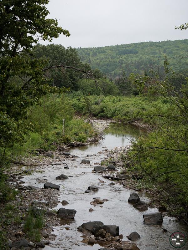 rivière parc nation forillon