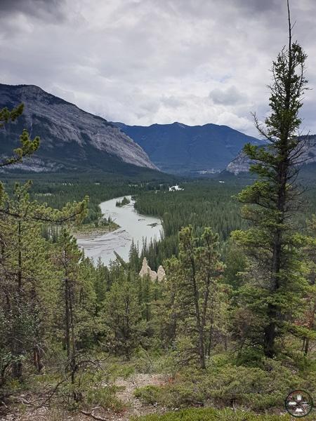 hoodos trail banff