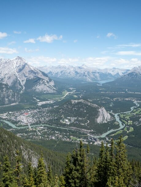 Que faire dans la ville de Banff ?
